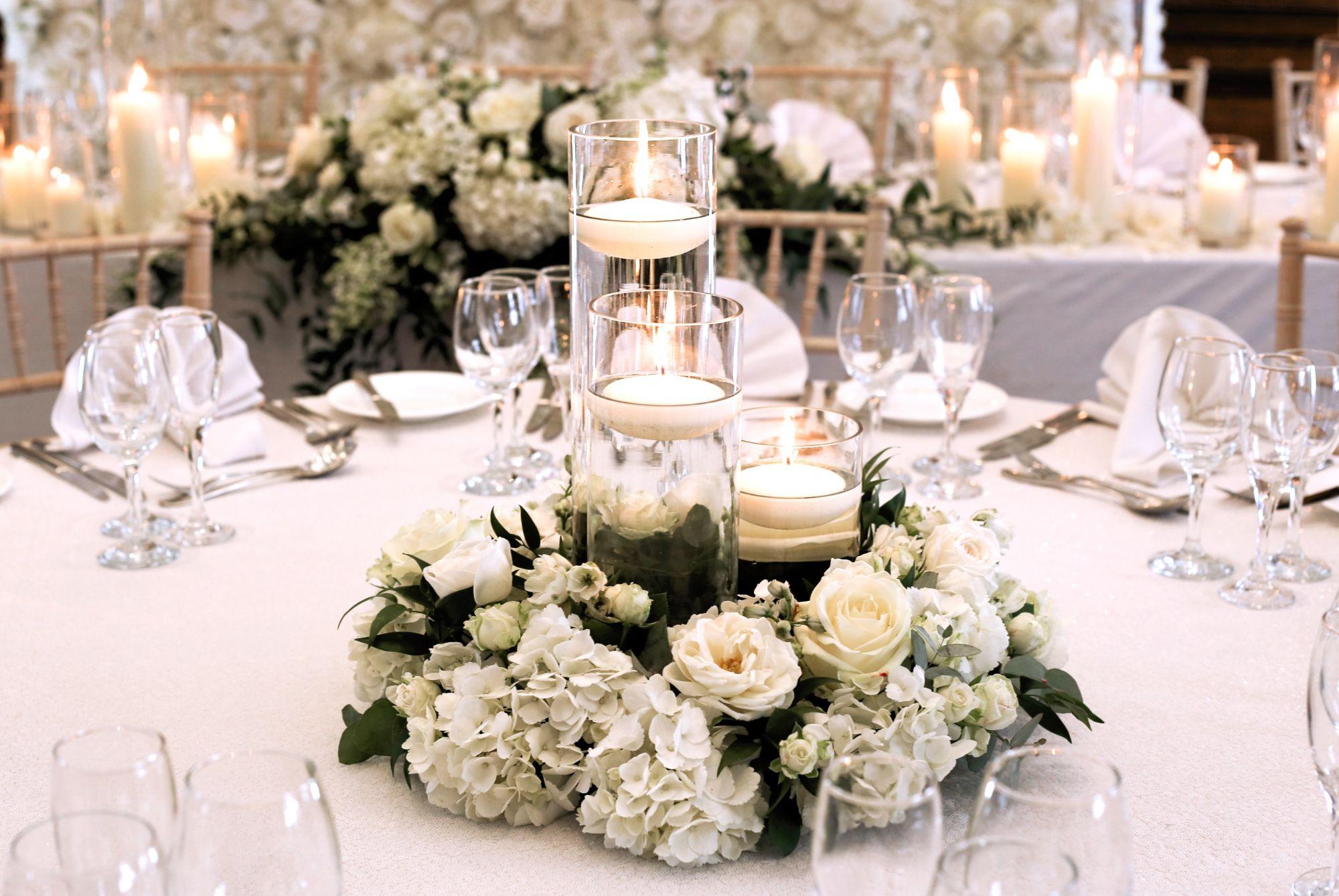 wedding centrerpiece
