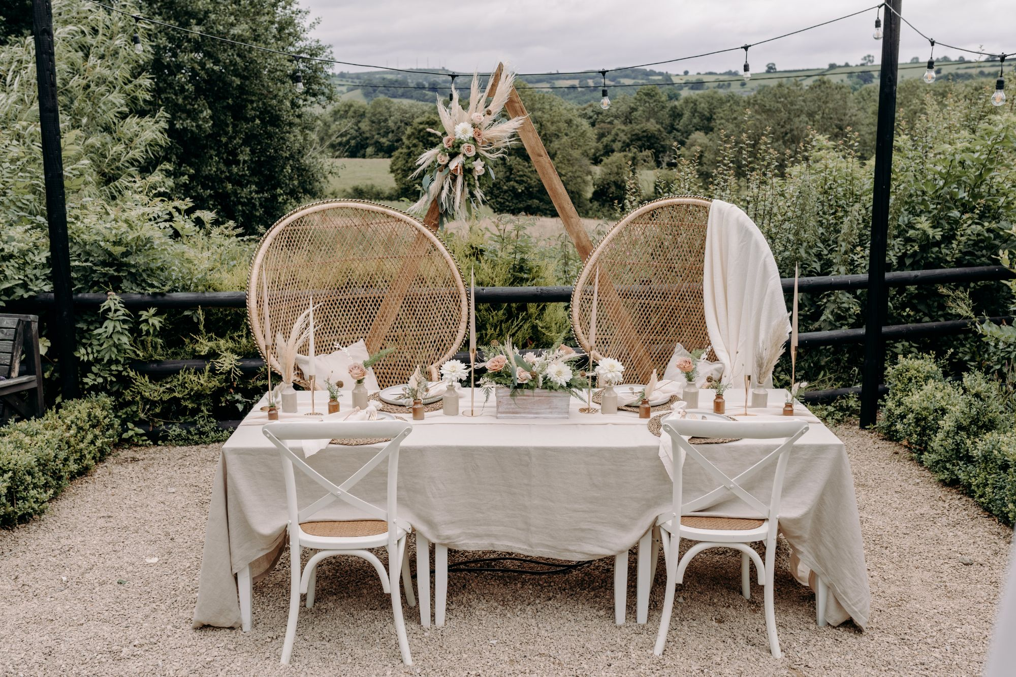 smaller intimate wedding styles