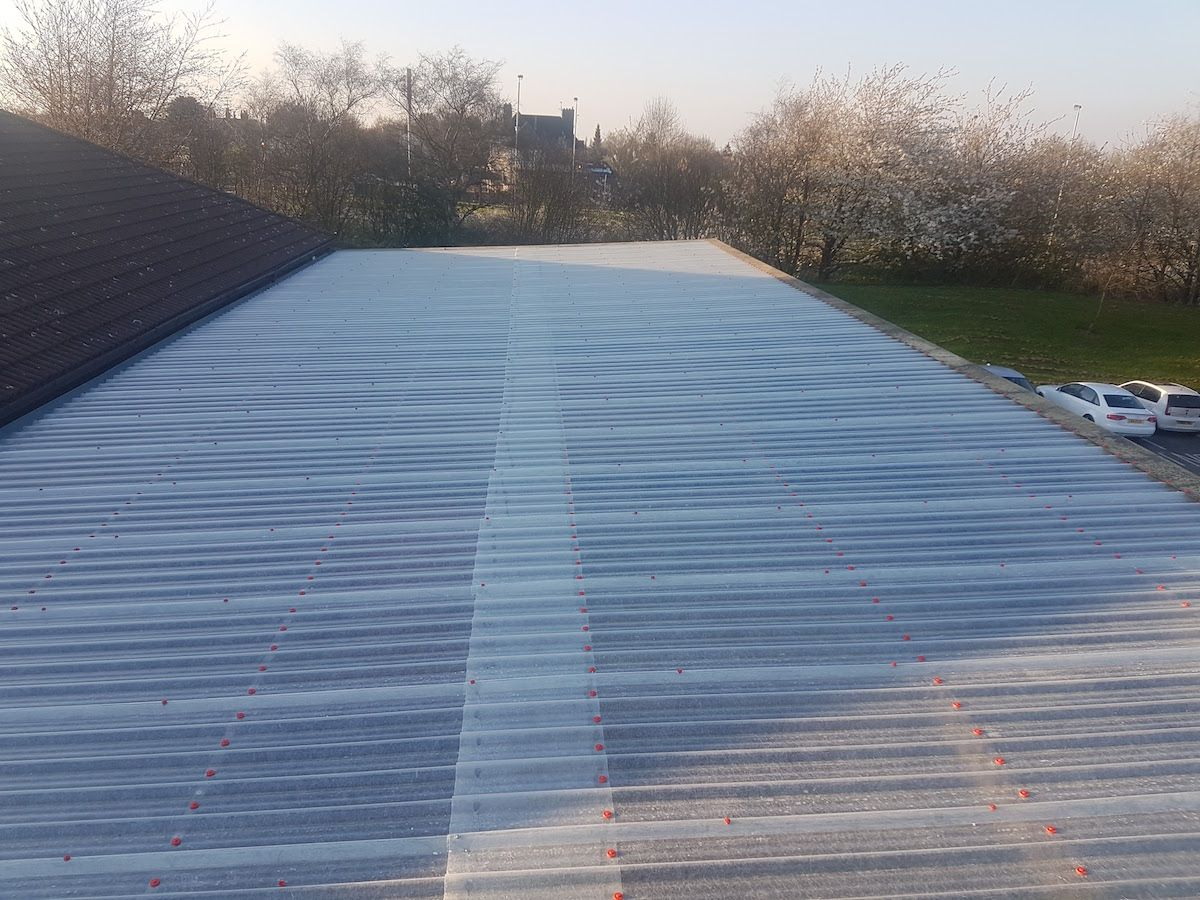 finished-flat-roof