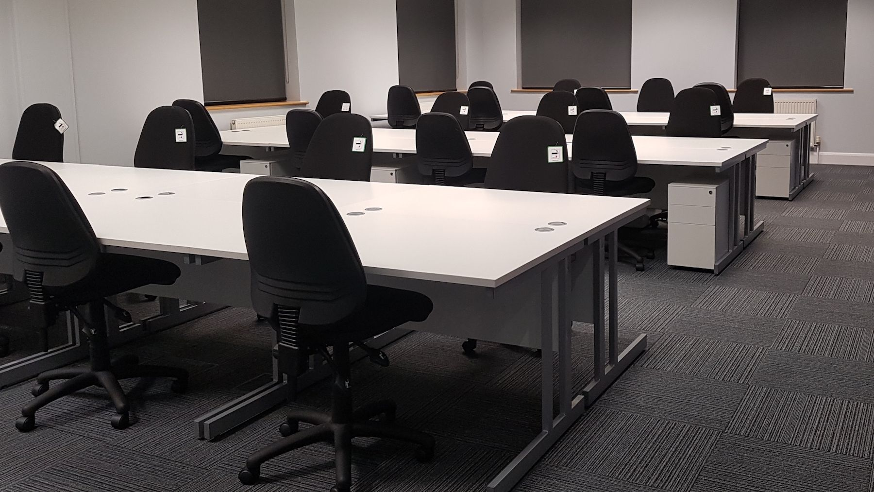 Conference Furniture supplied by Synergy