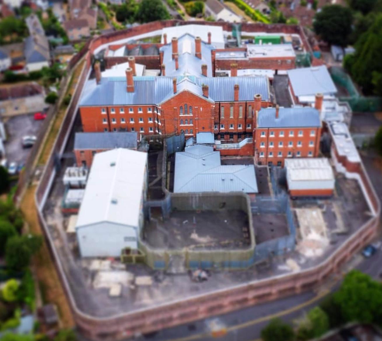 Dorchester Prison UCAP Valiant