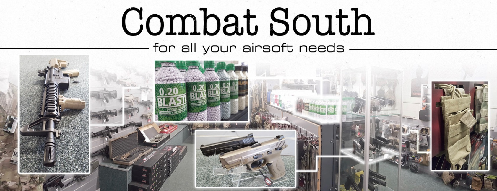 Combat South Store