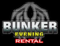 <!--012-->BUNKER WEDNESDAY EVENING 27th October RENTAL PLAYER