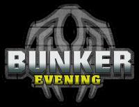 <!--013-->BUNKER WEDNESDAY EVENING 3rd November