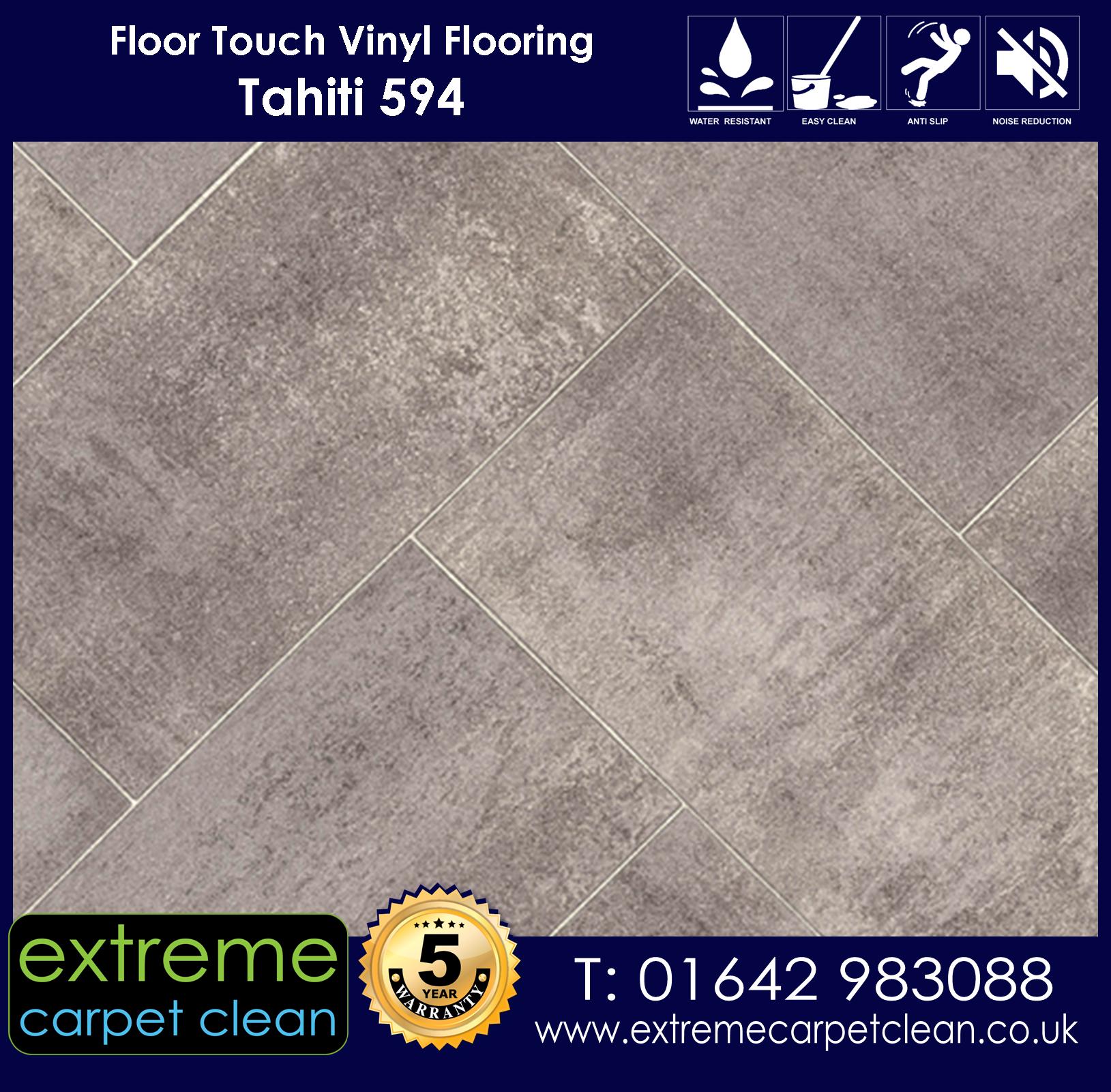 Extreme Carpet Clean. Vinyl Flooring. Tahiti 594