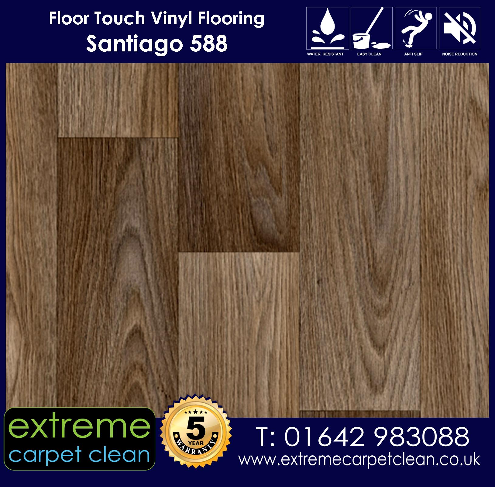 Extreme Carpet Clean. Vinyl Flooring. Santiago 588