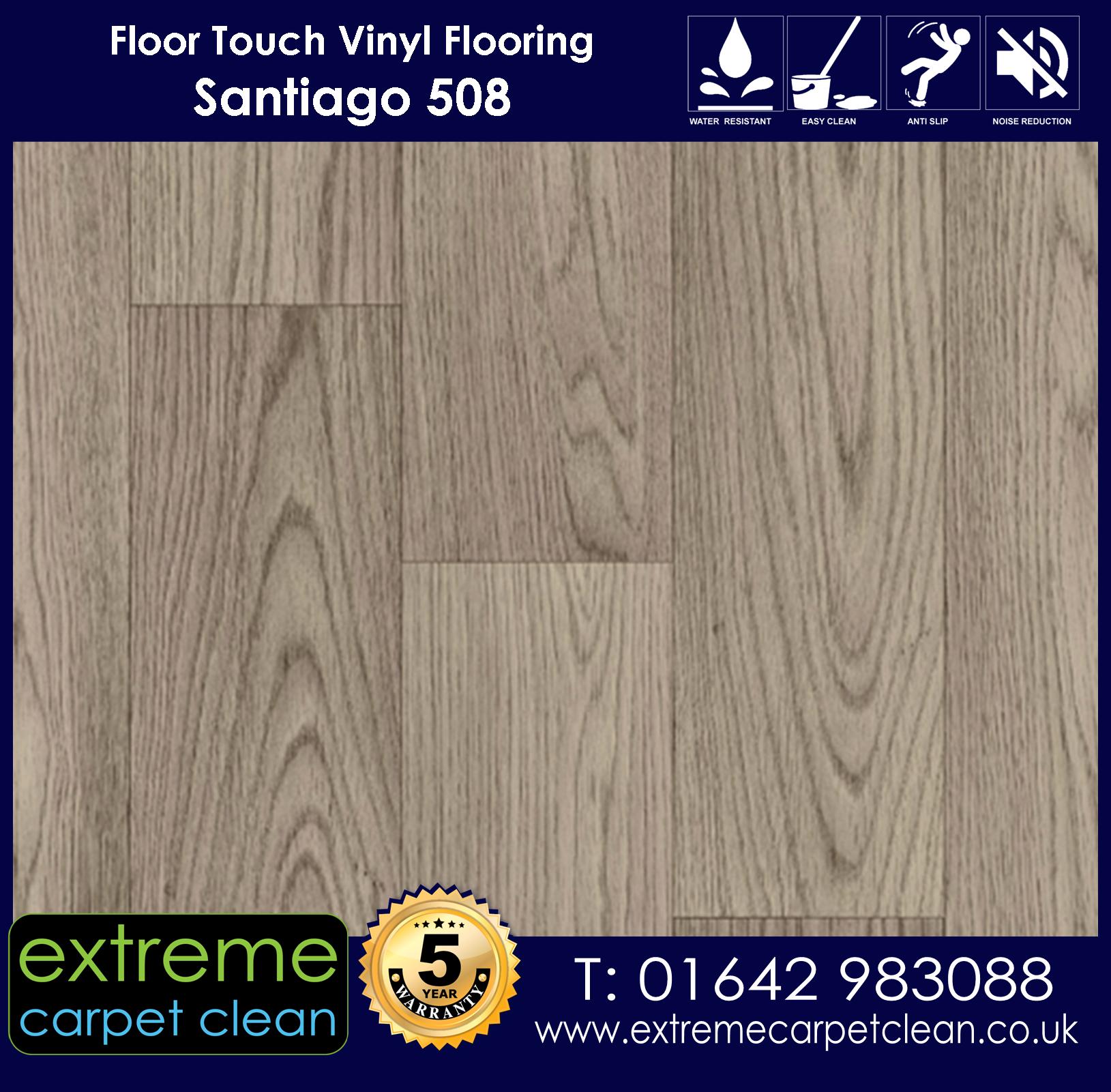 Extreme Carpet Clean. Vinyl Flooring. Santiago 508