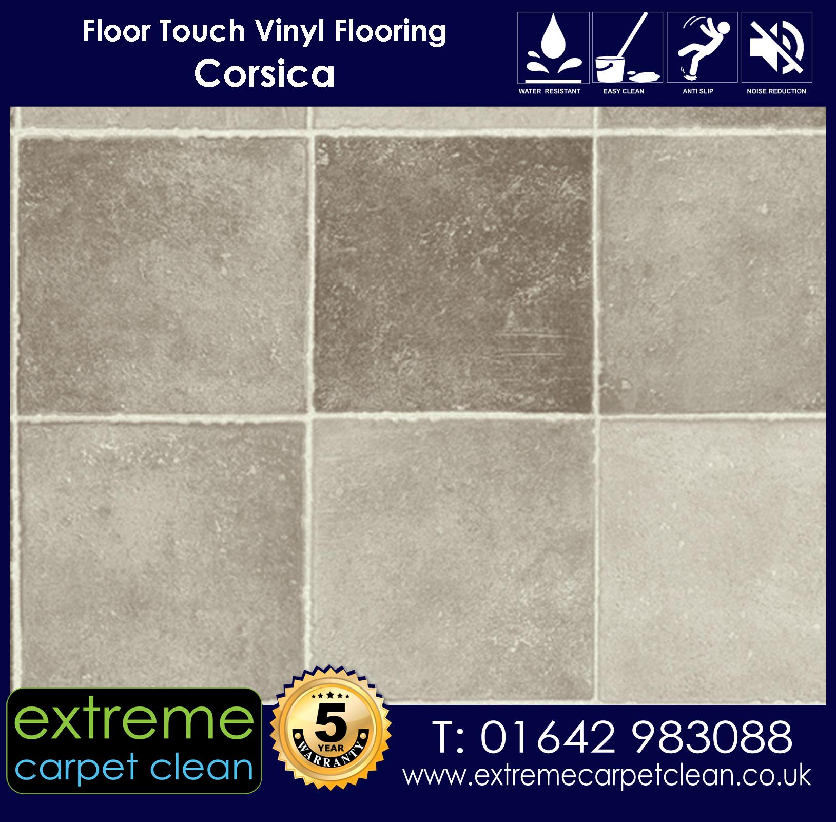 Extreme Carpet Clean. Vinyl Flooring. Corsica