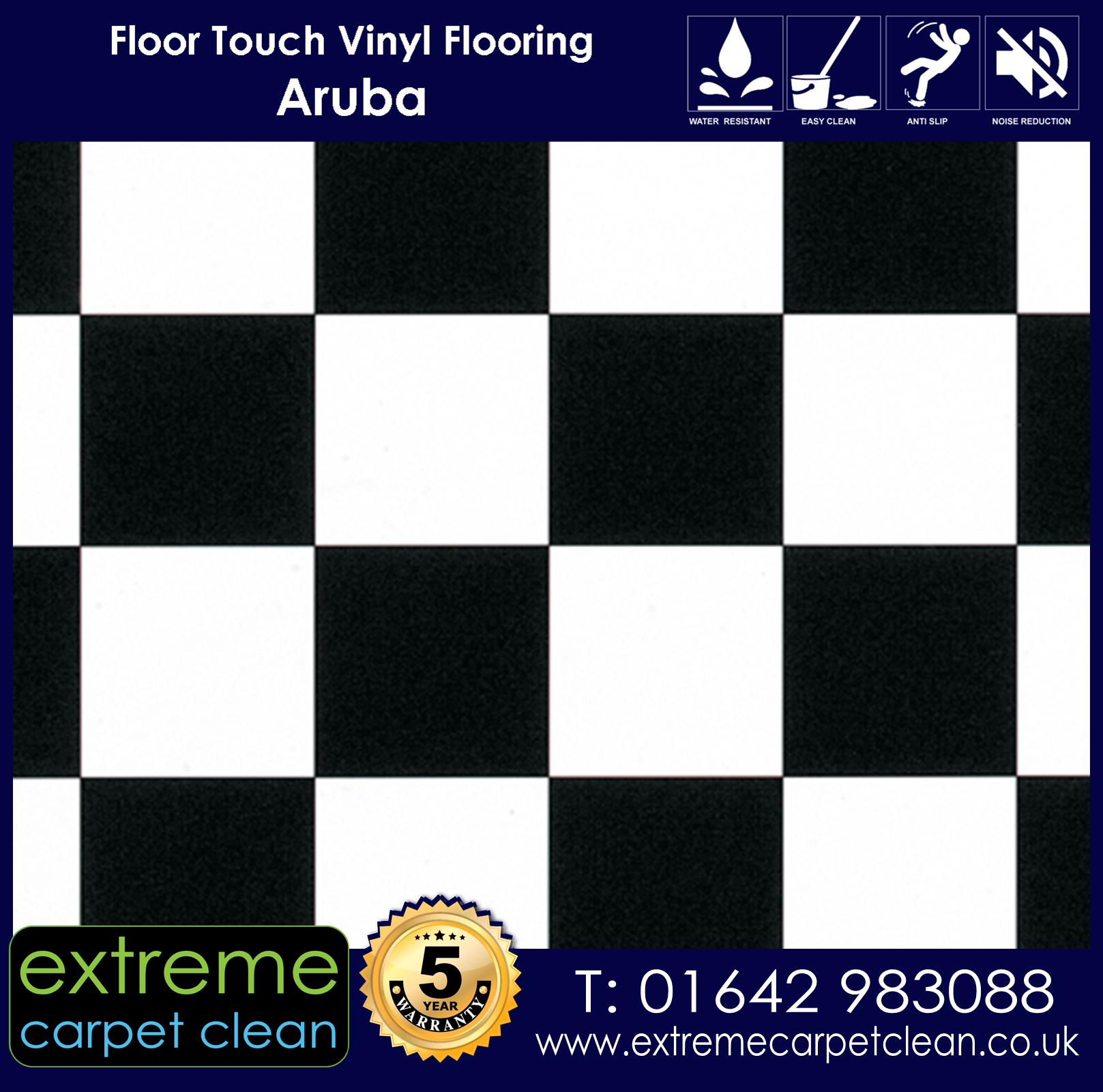Extreme Carpet Clean. Vinyl Flooring. Aruba