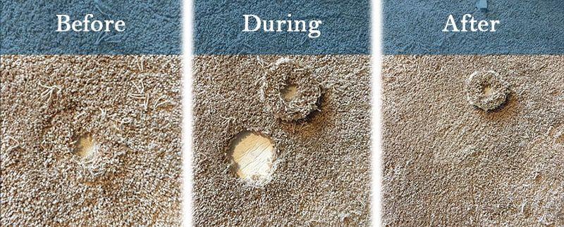 Extreme Carpet Clean repair service