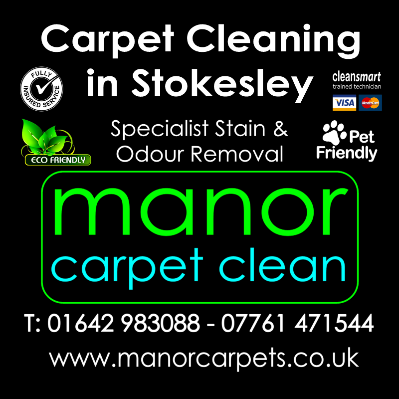Manor Carpet Cleaning in Stokesley, Middlesbrough