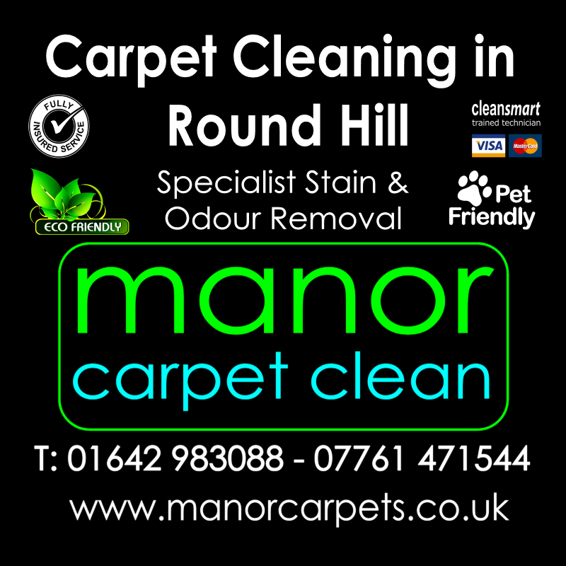 Manor Carpet Cleaning in Round Hill, Ingleby Barwick