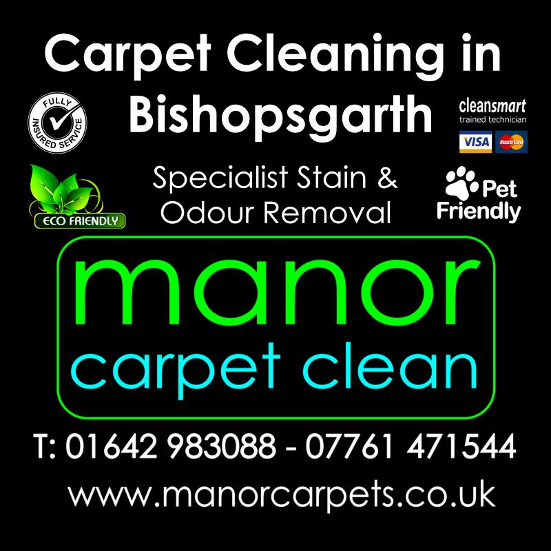 Manor Carpet Cleaners in Bishopsgarth, Stockton on Tees