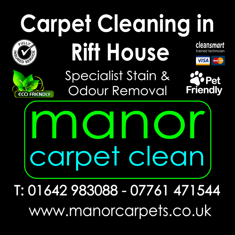 Manor Carpet Cleaning in Rift House, Hartlepool