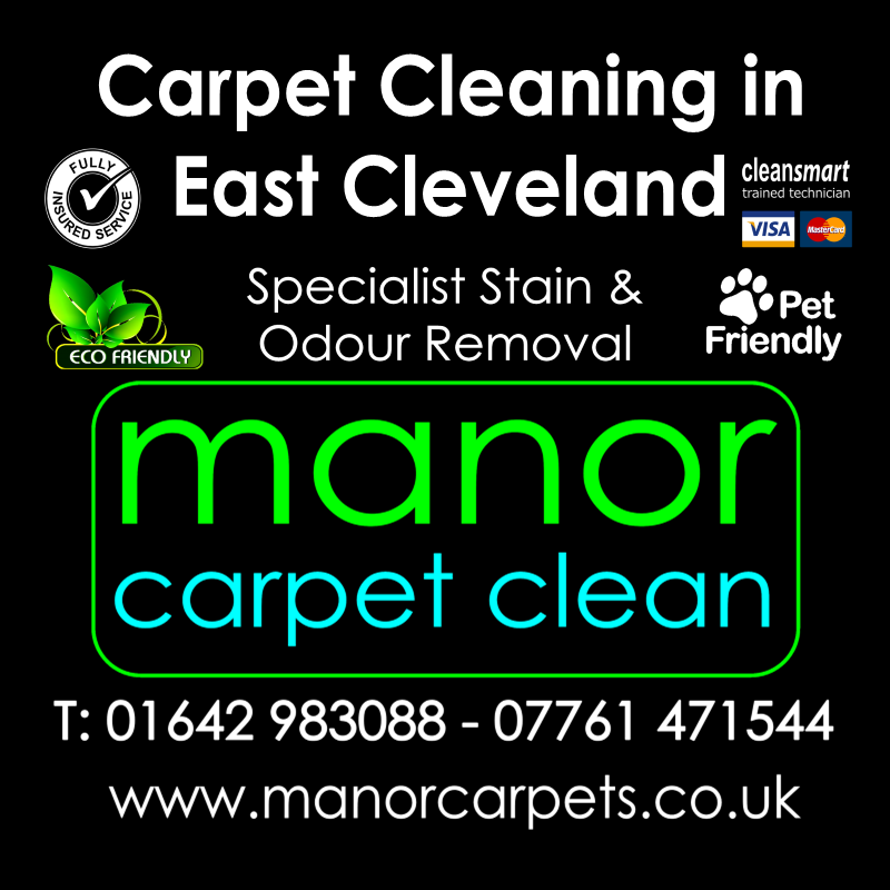 Manor Carpet cleaners in East Cleveland