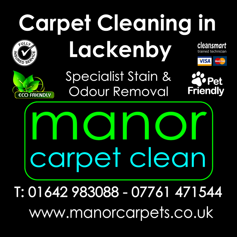 Manor Carpet cleaners in Lackenby, Redcar