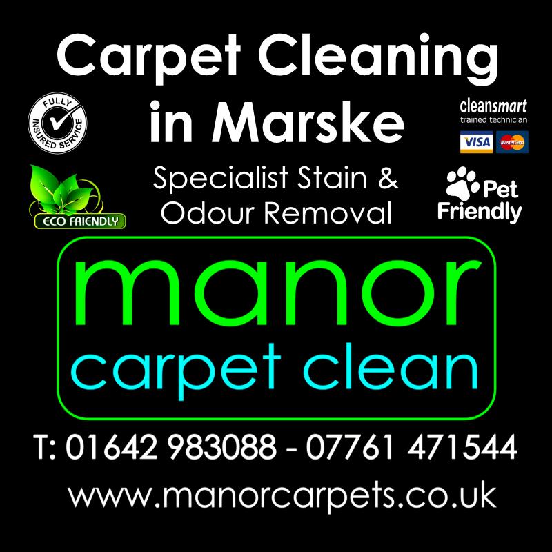 Manor Carpet cleaners in Marske and New Marske, Redcar