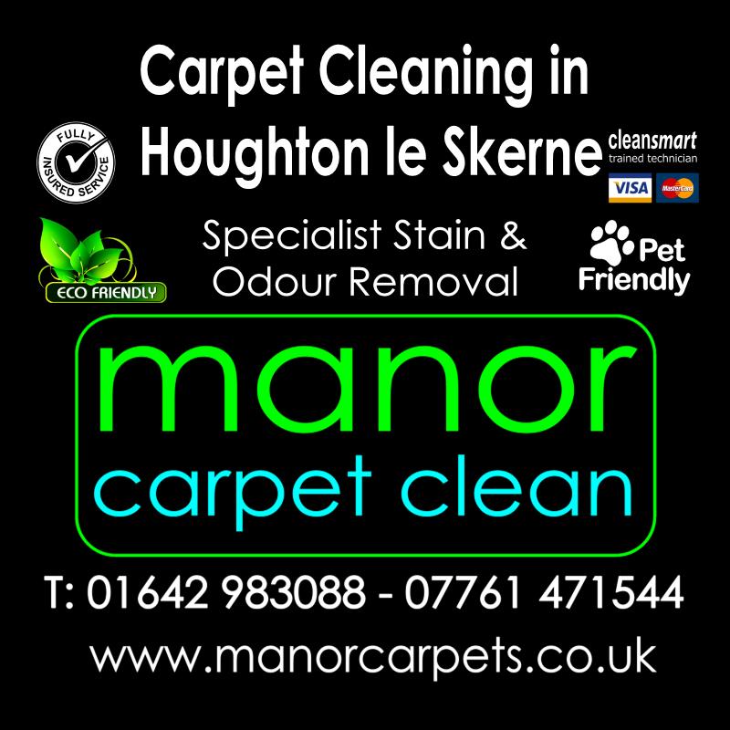 Manor Carpet Cleaning in Haughton le Skirne, Darlington