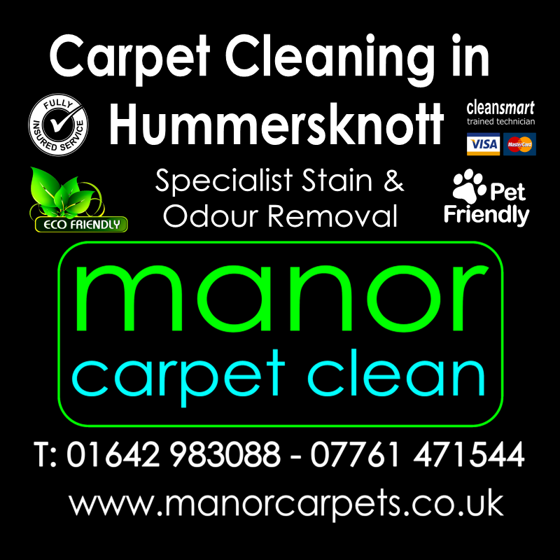 Manor Carpet Cleaning in Hummersknott, Darlington
