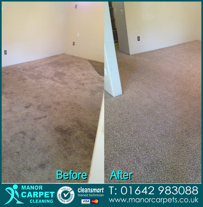 Carpet cleaning in Acklam and Linthorpe