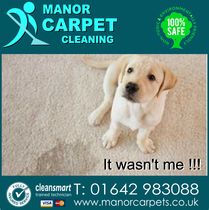 Carpet cleaners in Coulby Newham, Hemlington, Linthorpe, Acklam, Middlesbrough