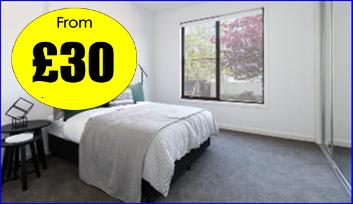 Manor Carpet Clean Average size room middlesbrough