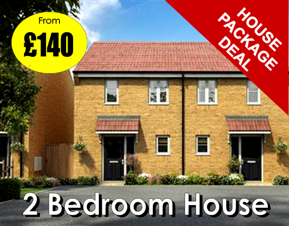 2 bedroom house deal from Manor Carpet Clean in Middlesbrough