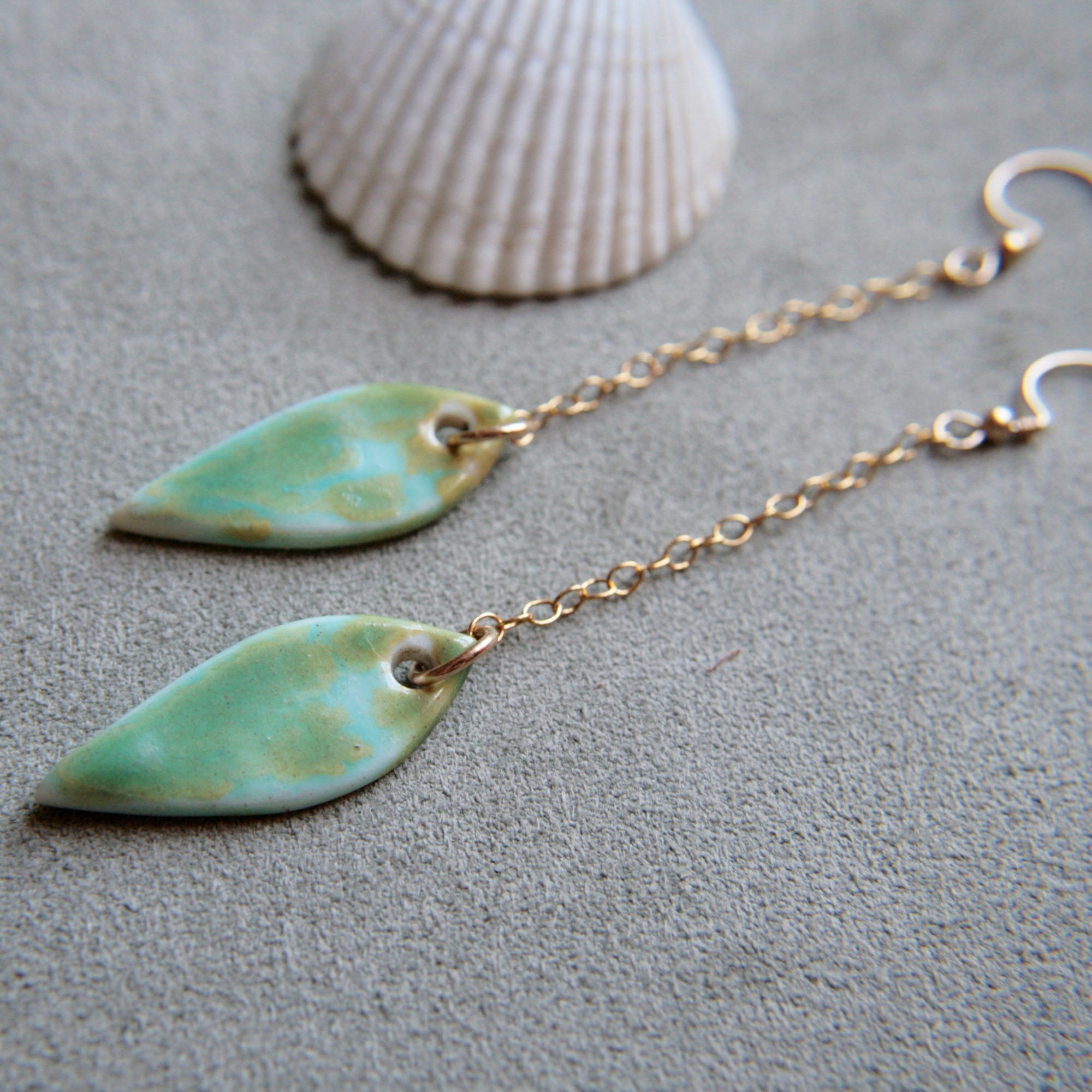silver earrings, teardrop  earrings