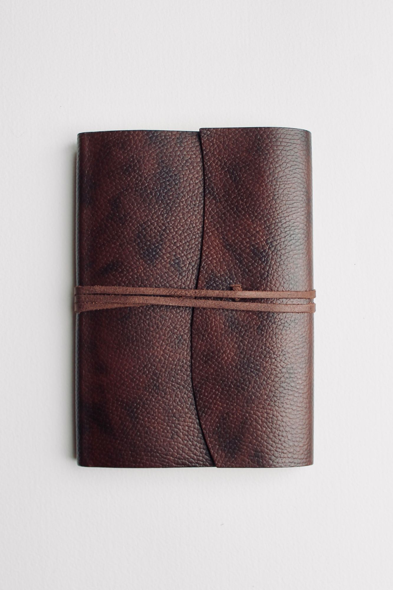 wrap leather journals