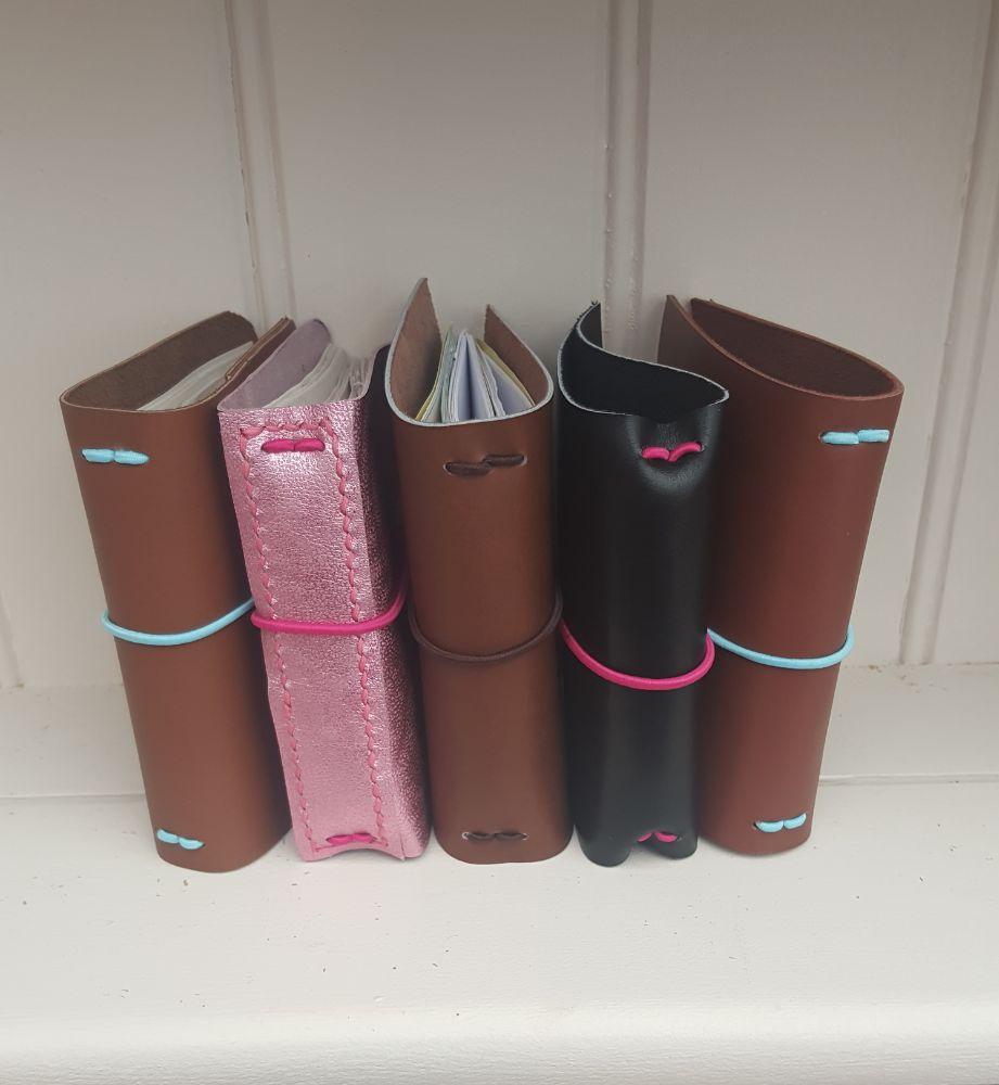 MicroDori Leather Journals