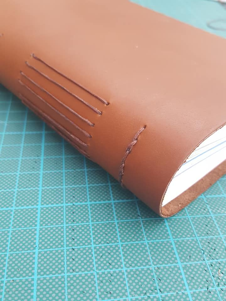 Long Stitch Journals