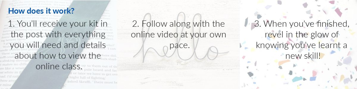 online craft classes