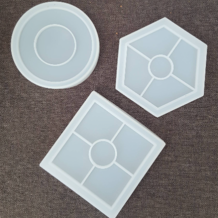 Silicone Moulds Kit