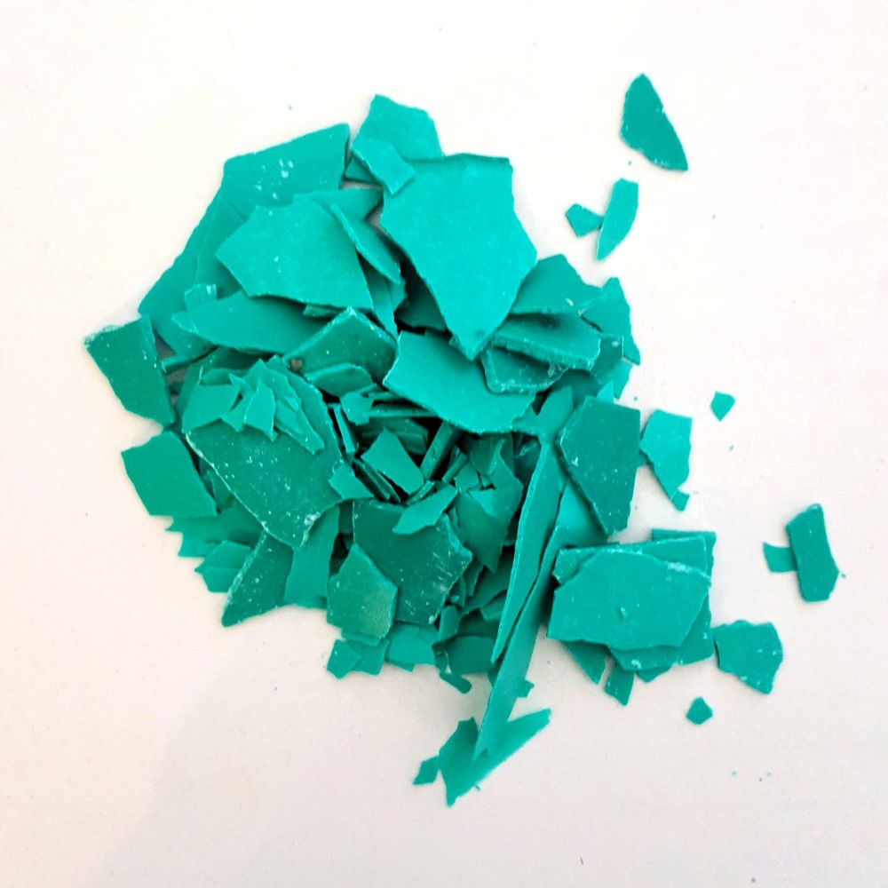 Green Terrazzo Flecks