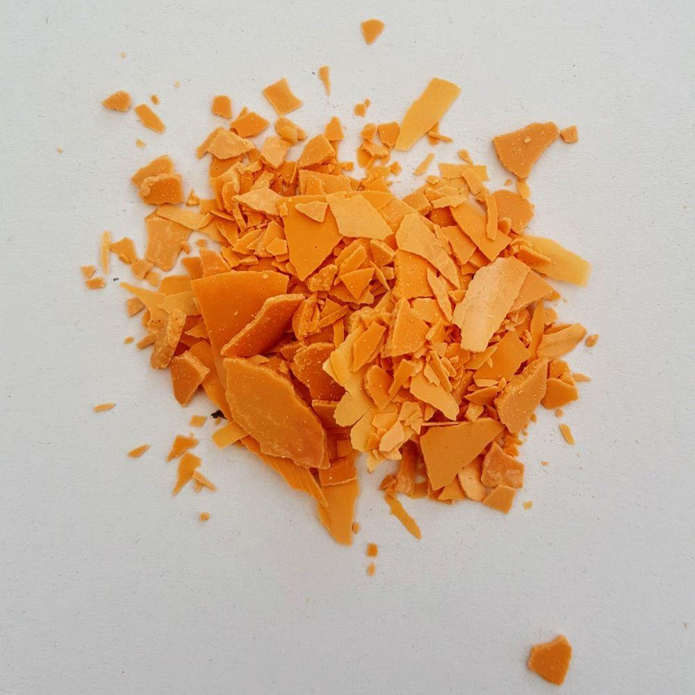 Orange Terrazzo Flecks
