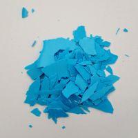 Blue Terrazzo Flecks