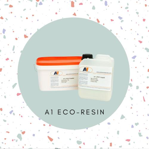 acrylic one eco resin