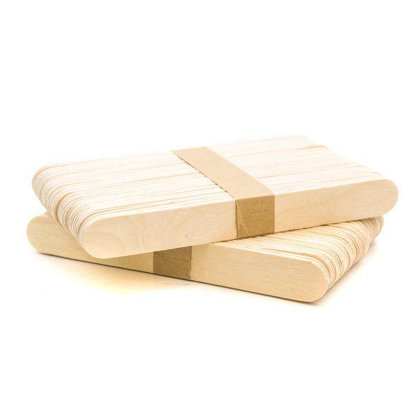 Jumbo Wooden Mixing Sticks