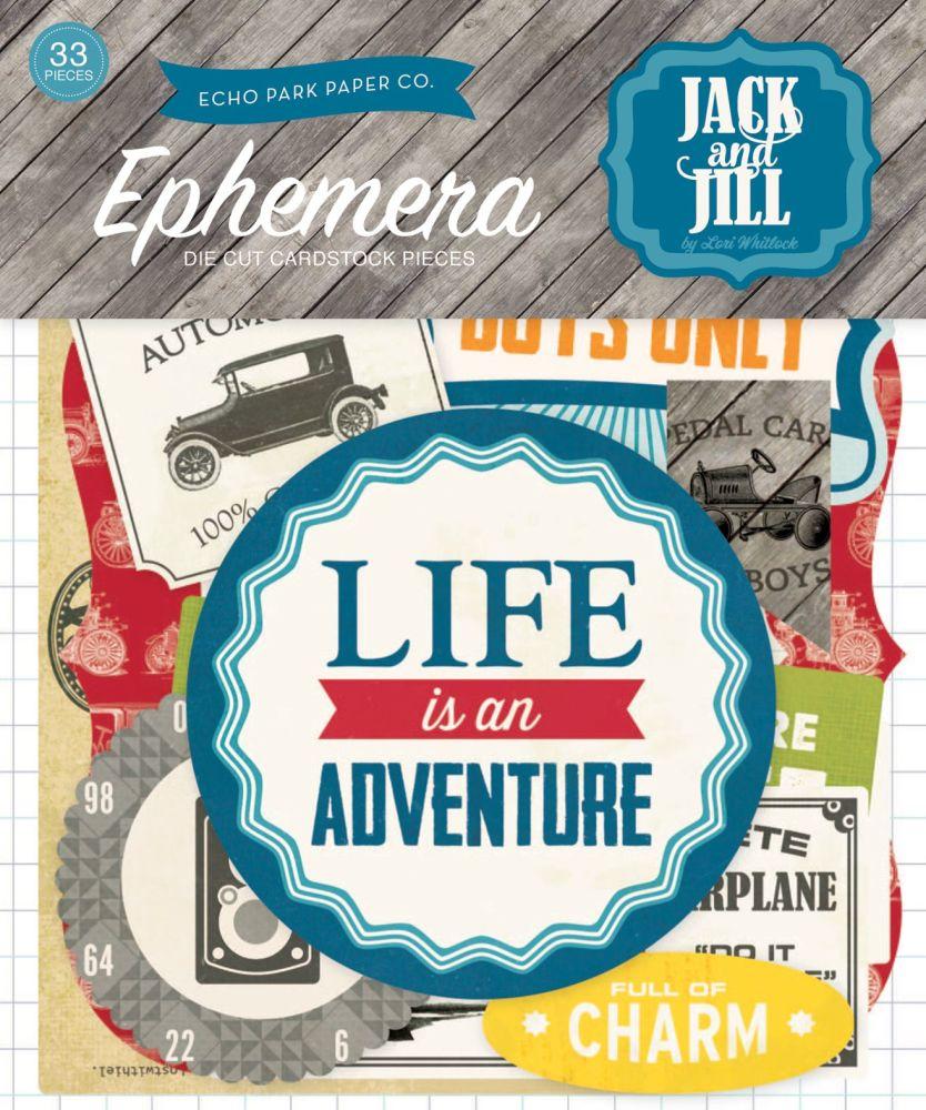 Ephemera - Life is an Adventure