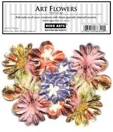 Art Flowers - Pastel