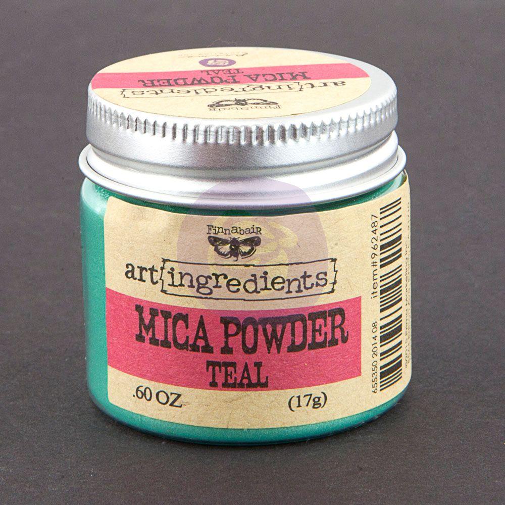 Mica Powder | Teal