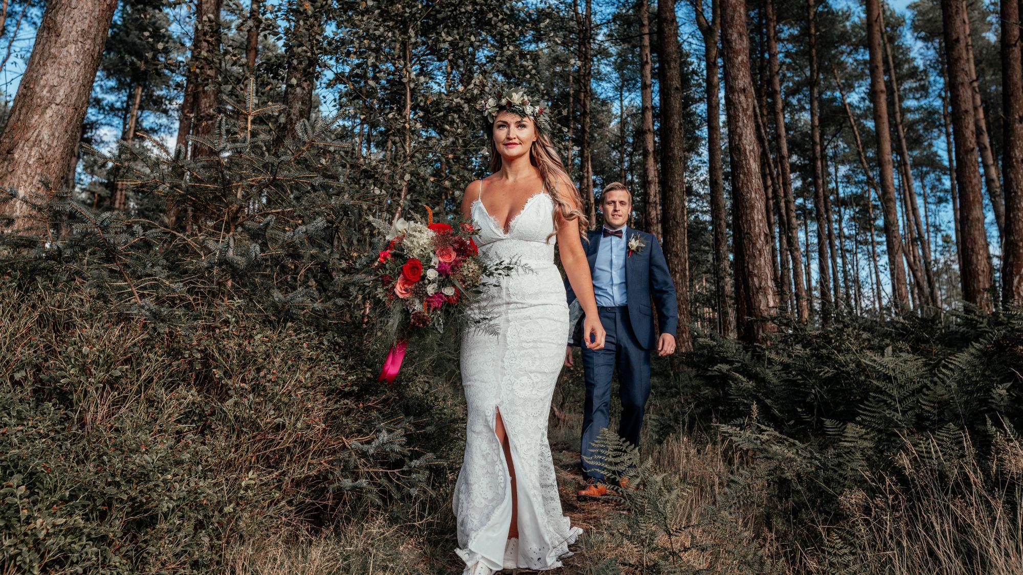 luxury wedding photographer yorkshire