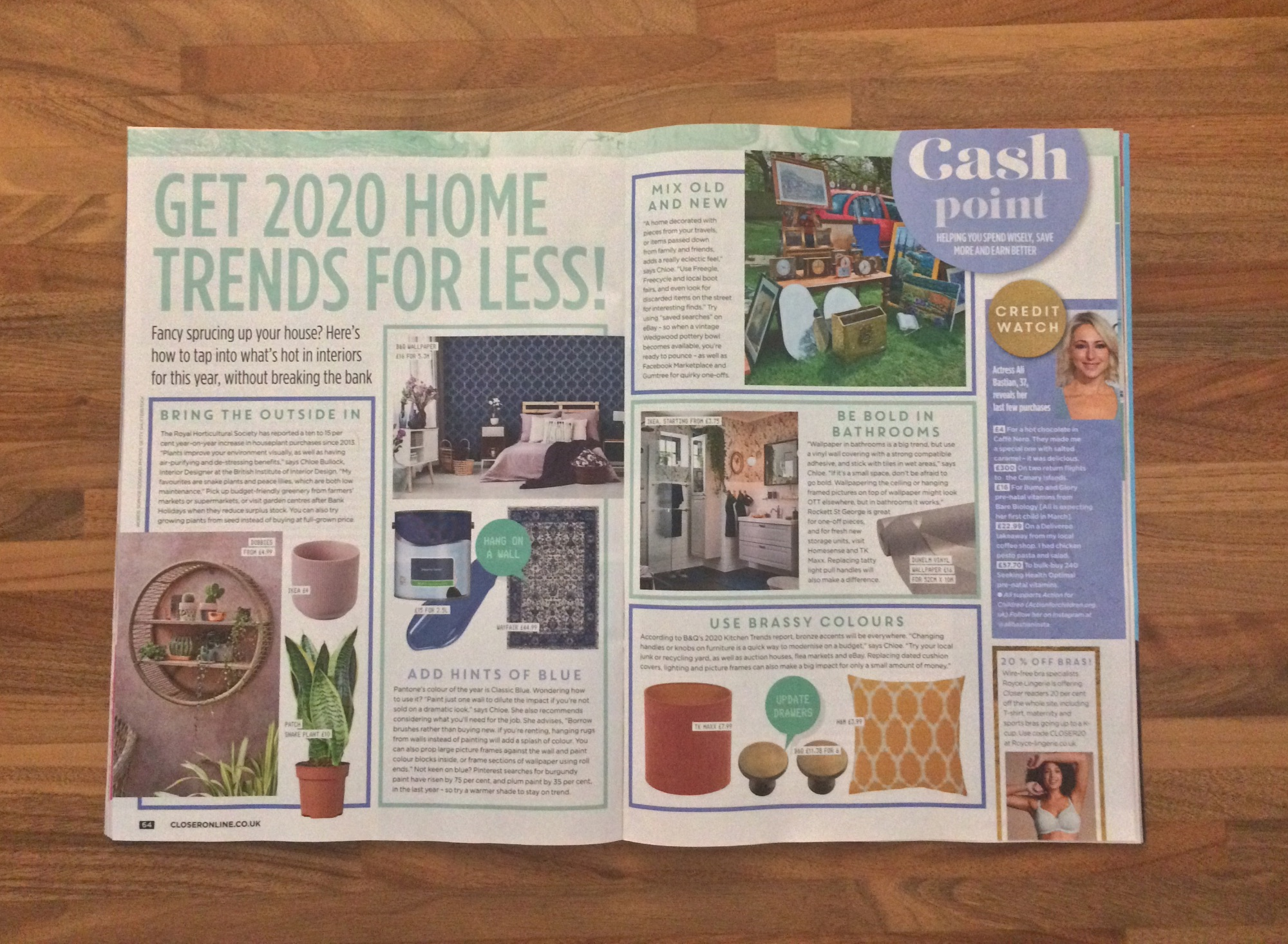Closer magazine February 2020