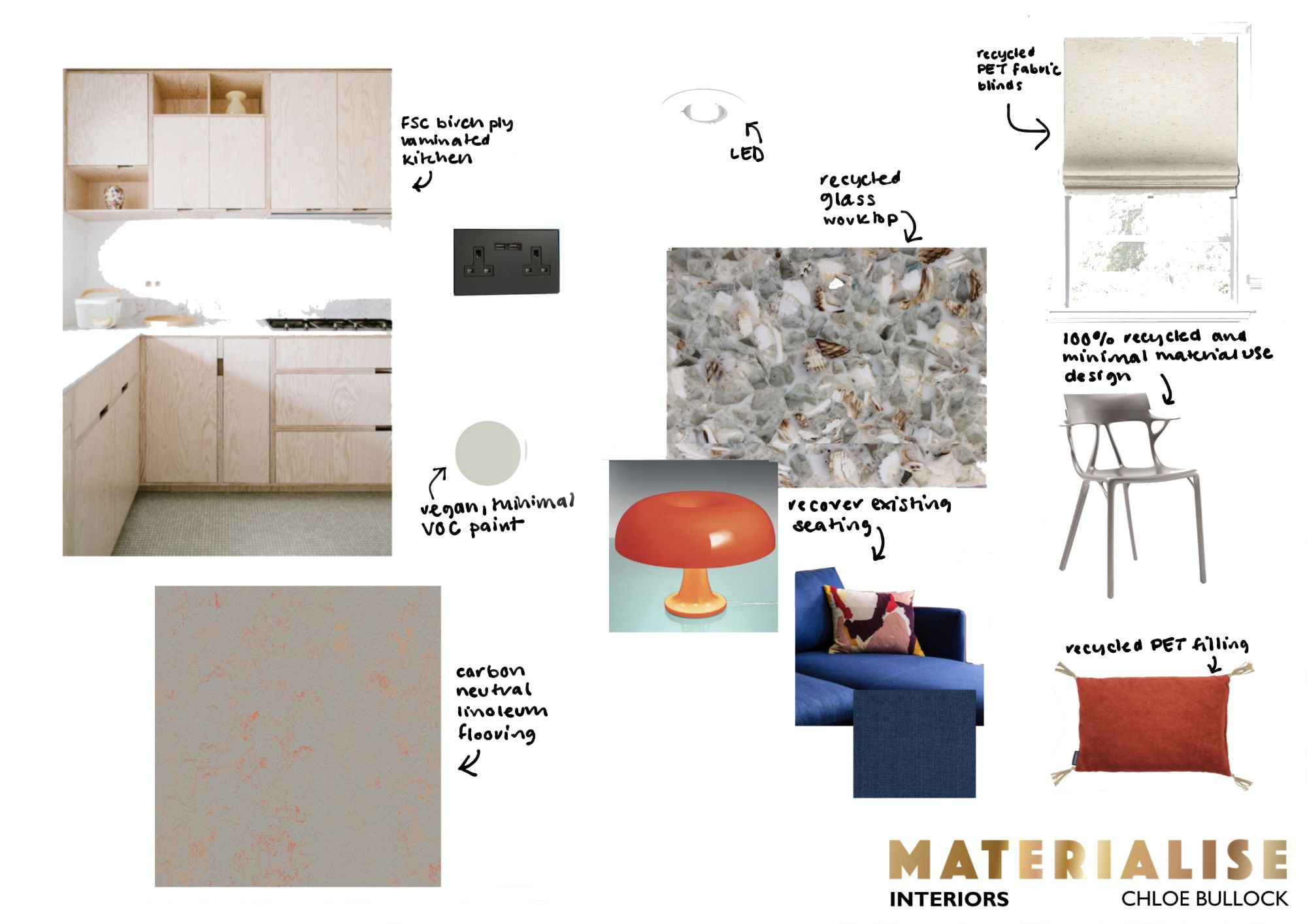 Mood board  kitchen living room vegan and sustainable client A4.jpg