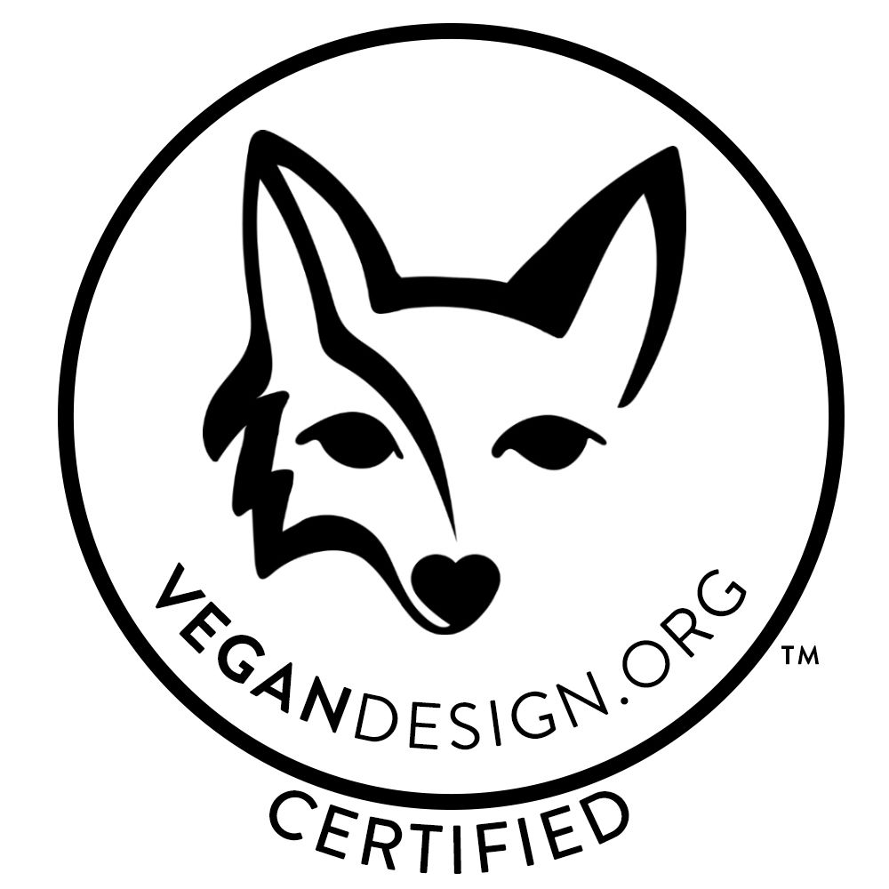 Become Vegan design.org certified