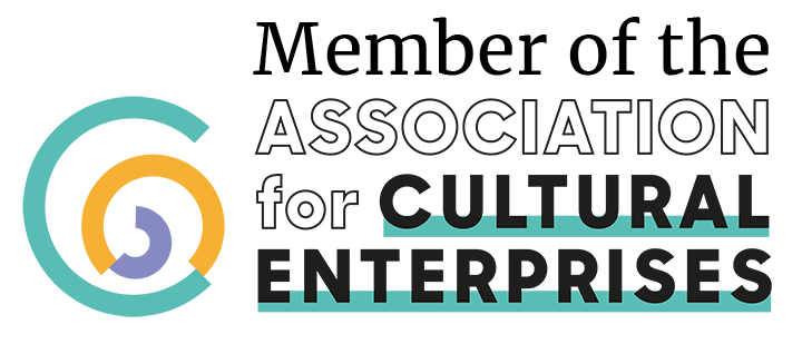ESA EVANS is a member of the Association for Cultural Enterprises