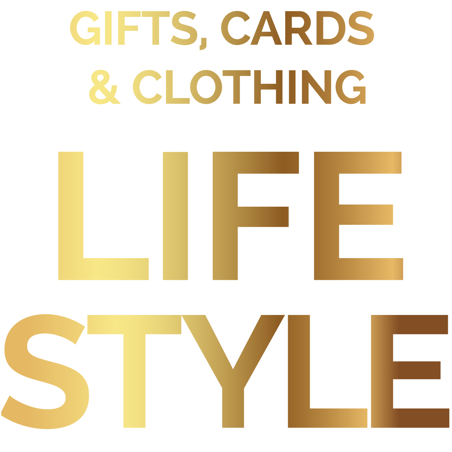 gifts, cards & clothing - life style