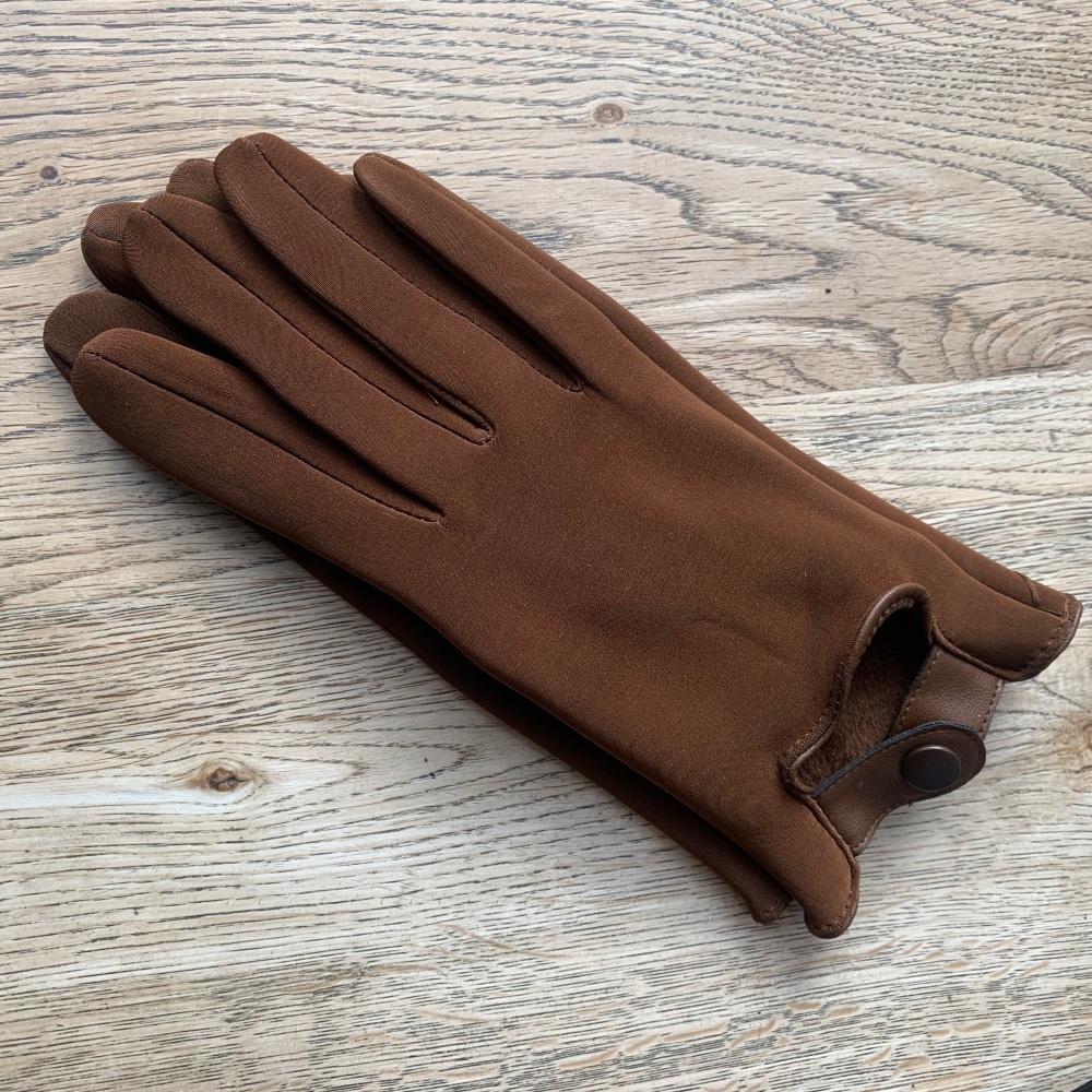 Gloves  - BROWN