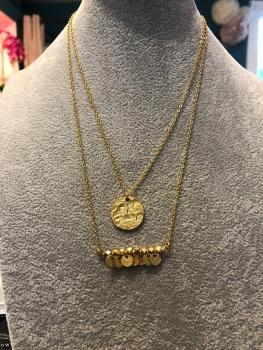 Ashiana Greek island necklace