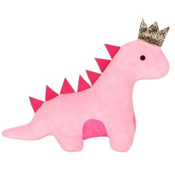 Pink Dinosaur Door Stop Cute Gift